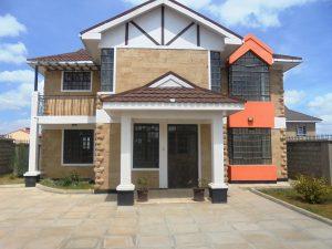 4 Bedroomed House,Yukos Area, Kitengela